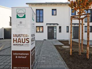 Terrafinanz Musterhaus Bergfeld Living im Oktober 2015