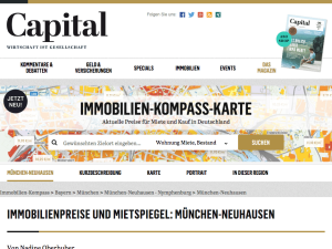 Screenshot Capital über Cosmo Neuhausen